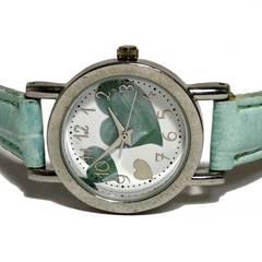 良品【980円〜】可愛らしいハートデザイン レディース腕時計
