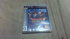 【新品PS3】ドラゴンクエストヒーローズ 闇竜と世界樹の城