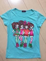 ◆ 美品 ◆ RONI ◆ 半袖 Tシャツ 女の子 ロニィ