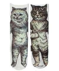 あちゃちゅむ ねこハイソックス 猫 ネコ おとな 裏表柄違い 2012年 ムック本