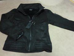 REALIZE 新品 ブラック アウター XL ジャケット ブルゾン