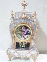 Disney/白雪姫キャッスルクロックL☆置時計