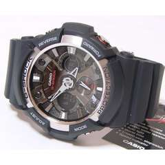 CASIO Gショック メンズ腕時計 GA-200-1ADR 海外モデル
