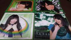超希少 正規品 未使用 AKB48    松井咲子 推しタオル 4枚