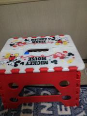ミッキーマウス  ★ 踏み台