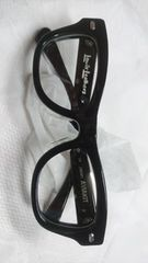 美品!! EFFECTOR X Lewis Leathers AVIAKIT / 度なし