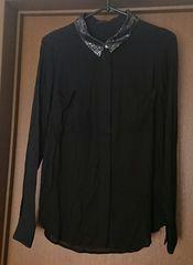 JEANA SIS☆新品タグ無☆春物のシャツ☆フリーサイズ