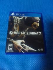 PS4用ソフト「MORTAL KOMBAT X」北米版 対戦格闘 残虐 グロ