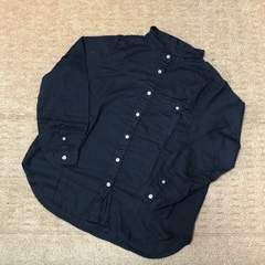 SM2*襟付き長袖シャツ