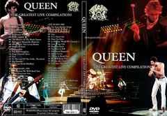 クイーン THE GREATEST LIVE 歴史的名演4公演!・Queen