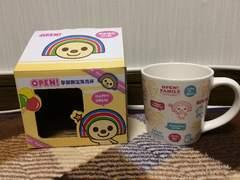 新品未使用台湾セブンイレブン限定オープンちゃんマグカップ
