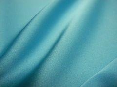 約108cm幅×1.5m・ブルー系ストレッチサテン(��82013)