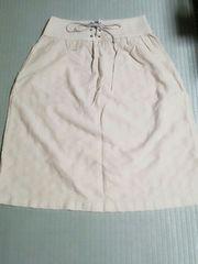 ☆le.coeur blanc(ルクールブラン)☆スカート☆