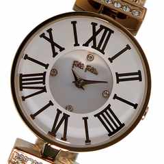 フォリフォリ クオーツ レディース 腕時計 WF15B028BSM