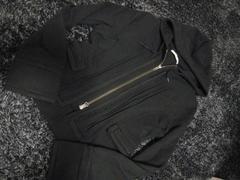 LA SUD オシャレパーカー☆黒9号