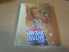野中藍DVD「AI NONAKA'S NO TEAR×NO LIVE 2008」声優●