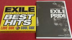 【即決】EXILE(BEST)初回盤2CD+3DVD