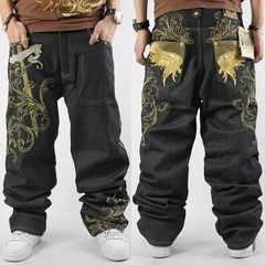 新品☆メンズレジャーなジーンズ 大きいサイズ 30~46