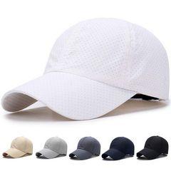 キャップ 帽子,夏 秋 メッシュ ホワイト