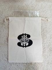 ☆ヒスミニ 巾着袋 非売品 大きめサイズ 新品未使用