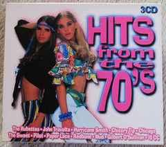 ヒッツ フロム ザ 70s 3CD ディスコ ファンク等