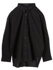 今期購入!完売!ドルマンビッグシャツ 黒 KBF好き