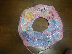 ディズニープリンセス 浮き輪 ピンク 50センチ 美品