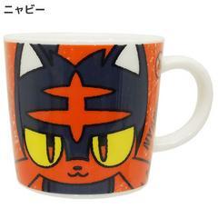 ◆ポケットモンスター フェイスマグS/サン(ニャビー】