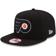 CA3450)NEWERA Philadelphia Flyersスナップバックキャップ