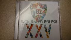 B'z「B'z The Best XXV 1988-1998」ベスト/2枚組