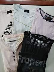 ワールドなど、メンズTシャツまとめ売り