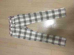 ピンクラテ/150サイズXS/長パンツ秋冬