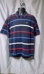 アメリカ古着 USED IZOD INTERNATIONAL ポロシャツ L ラコステ