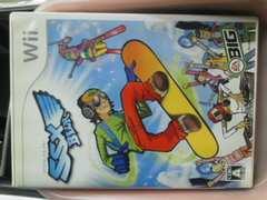 WiiソフトSSXブラー (SSX BLUR)