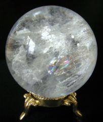 ☆即決☆直径6.3センチ 水晶玉