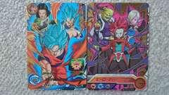 スーパードラゴンボールヒーローズ☆PBS-17『孫悟空』+『ヒーローアバターカード』