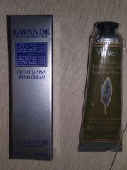 L'OCCITANE ハンドクリーム 2個 ラベンダー ヴァーベナ