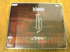 dj honda CD h・2000 初回特典 廃盤