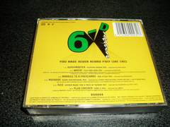 CD「ポリシックス(POLYSICS)/6-D LIVE IN JAPAN」2枚組 即決