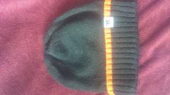 ミキハウス。ダブルBニット帽