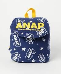 新品ANAPKIDS☆ロゴ リュック ネイビー  アナップキッズ