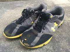 アンダーアーマー ランニングシューズ 靴