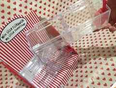キャンディーコンテナ  お菓子BOXケース フライングタイガー