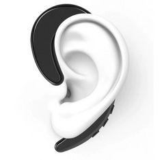 ワイヤレスブルートゥースヘッドフォンイヤホン(片耳)3ボタン