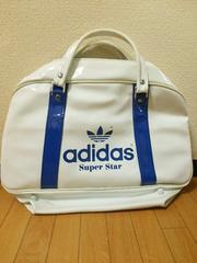 70s 兼松江商 adidas Super Star ボストン バック 新品 未使用