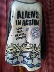 LL新品大きいサイズDisney長袖Tシャツ