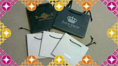 4枚setジャスティン デイビスショップ袋 美品+ロイヤルオーダー袋紙袋