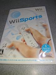 Wii!箱あり!Wiiスポーツ!ソフト!
