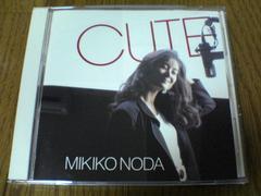 野田幹子CD キュートCUTE [廃盤]