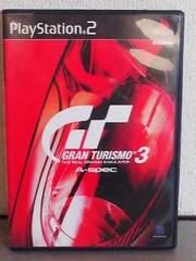 PS2★Gran Turismo 3 A-spec/¥150スタ